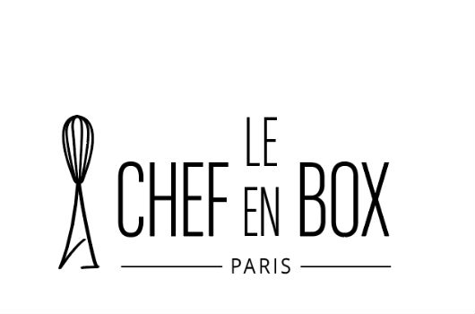 logo concept chef en box