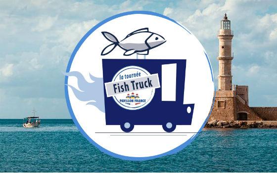 fish truck pavillon france