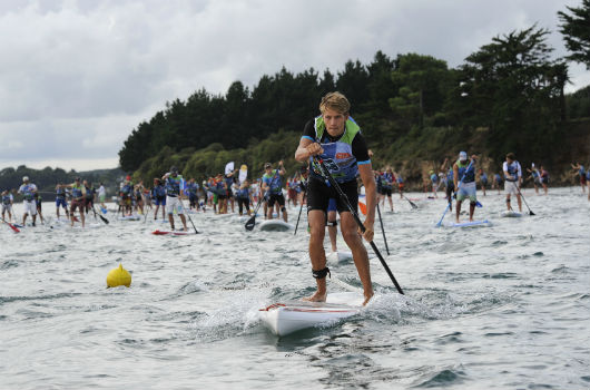 morbihan paddle trophy