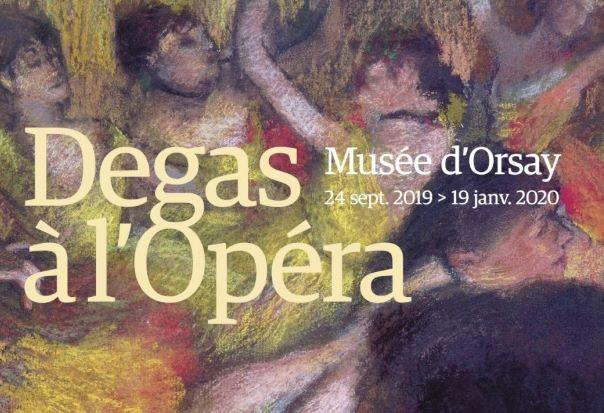 degas opera orsay