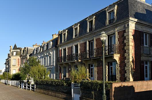 Villas Saint-Aubin-sur-Mer