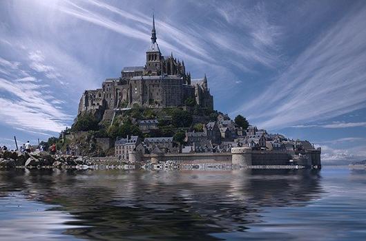 Baie Mont-Saint-Michel