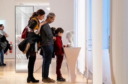 Famille musée