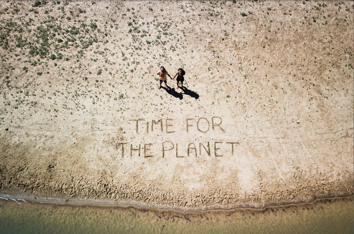 TIME TO SAVE THE PLANET