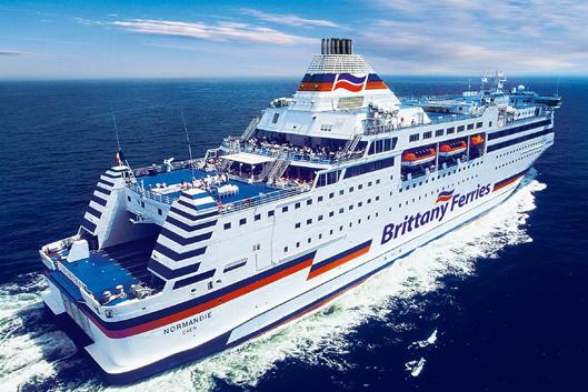 Brittany Ferries fait confiance à STX