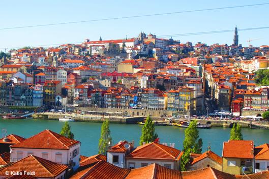 Partez à Porto au départ de Rennes avec Ryanair