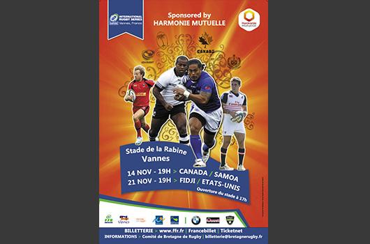 Affiche FFR Bretagne