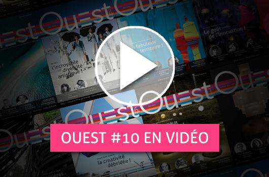 Sommaire Ouest Magazine #10 présenté par Valérie Patout-Gestin