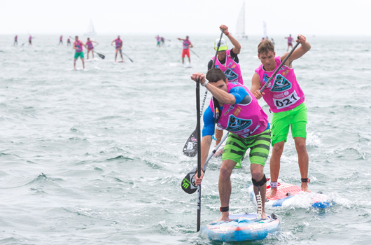 Le Morbihan Paddle Trophy à la Coupe de France !