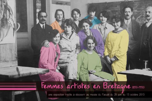 Femmes artistes en Bretagne1