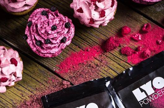 Lyo Powders : du concentré de vitamines naturelles