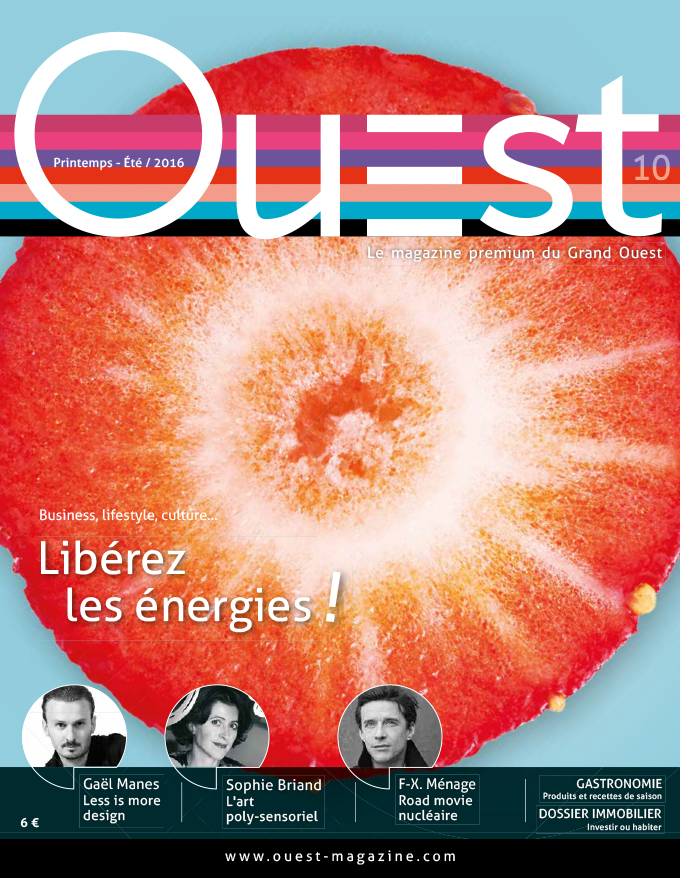 couverture Ouest Magazine n°10