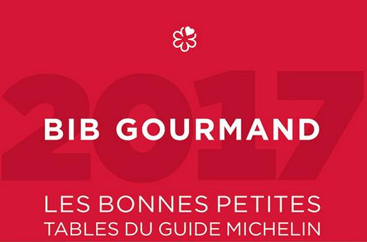 Découvrez la sélection des Bib Gourmand 2017 de la région Bretagne / Pays de la Loire