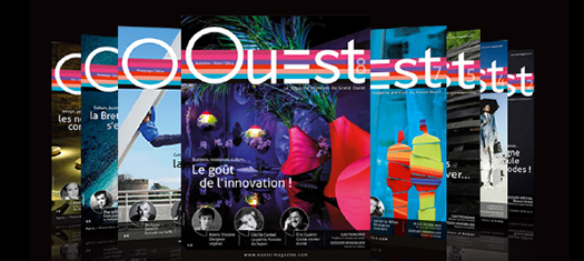 Les numéros de Ouest Magazine